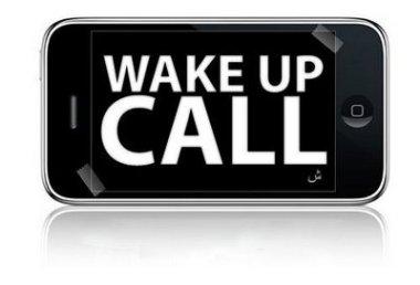 WAKE UP and Imitate the Teacher