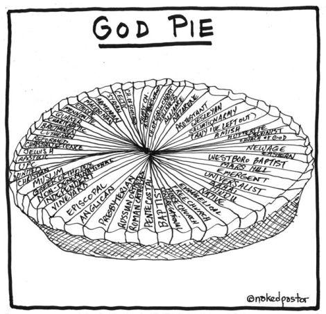 god pie