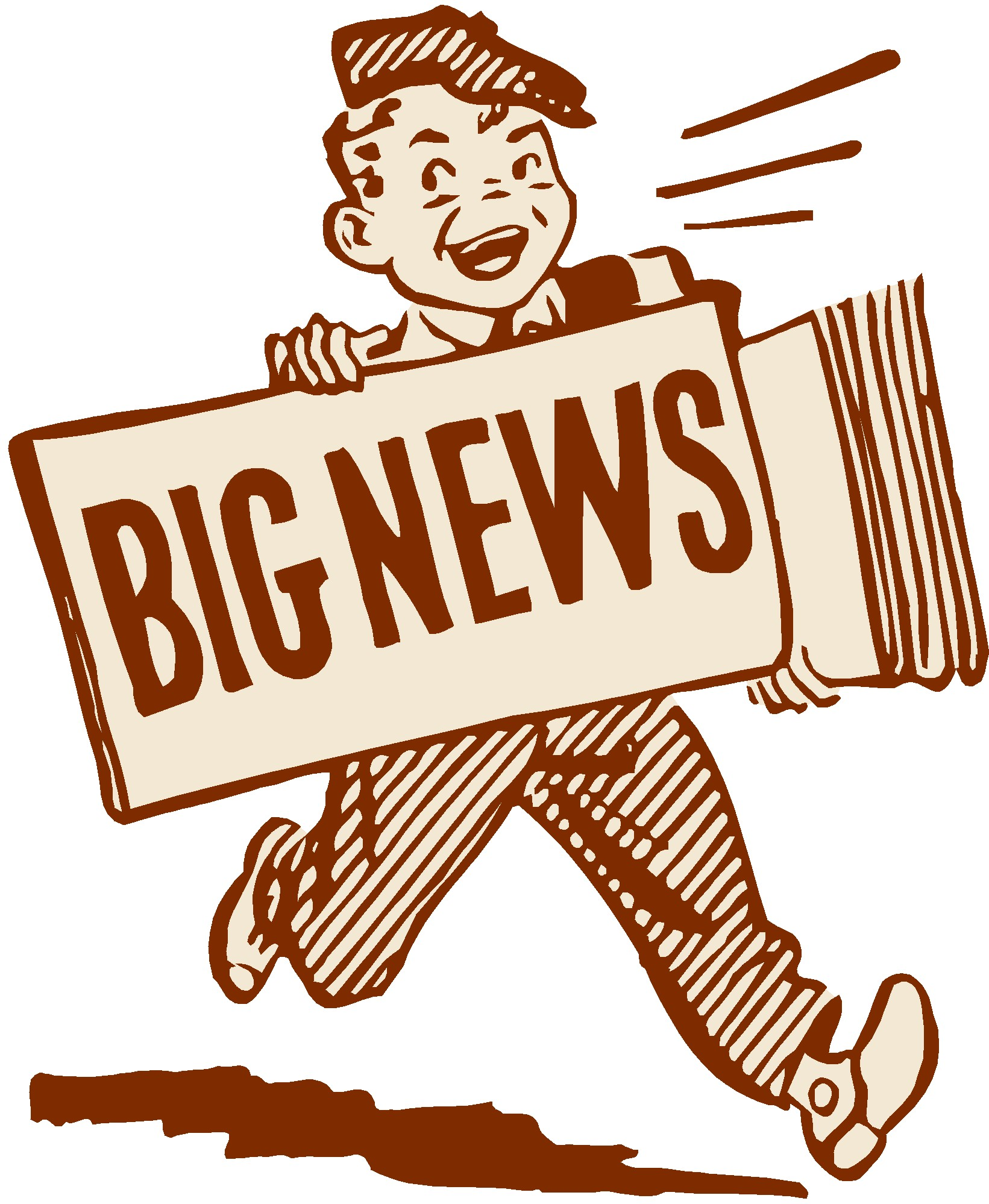 by Crystal Posted on November 12  2012 December 7  2012 Written    Great News Clipart