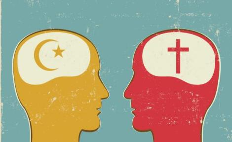 muslim and christian