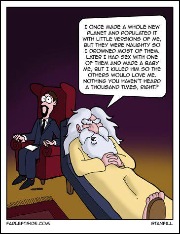 God in therapy