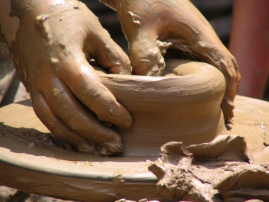 malleable clay